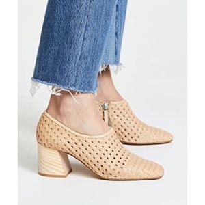 Freda Salvador • New Block Heel Ankle Boots